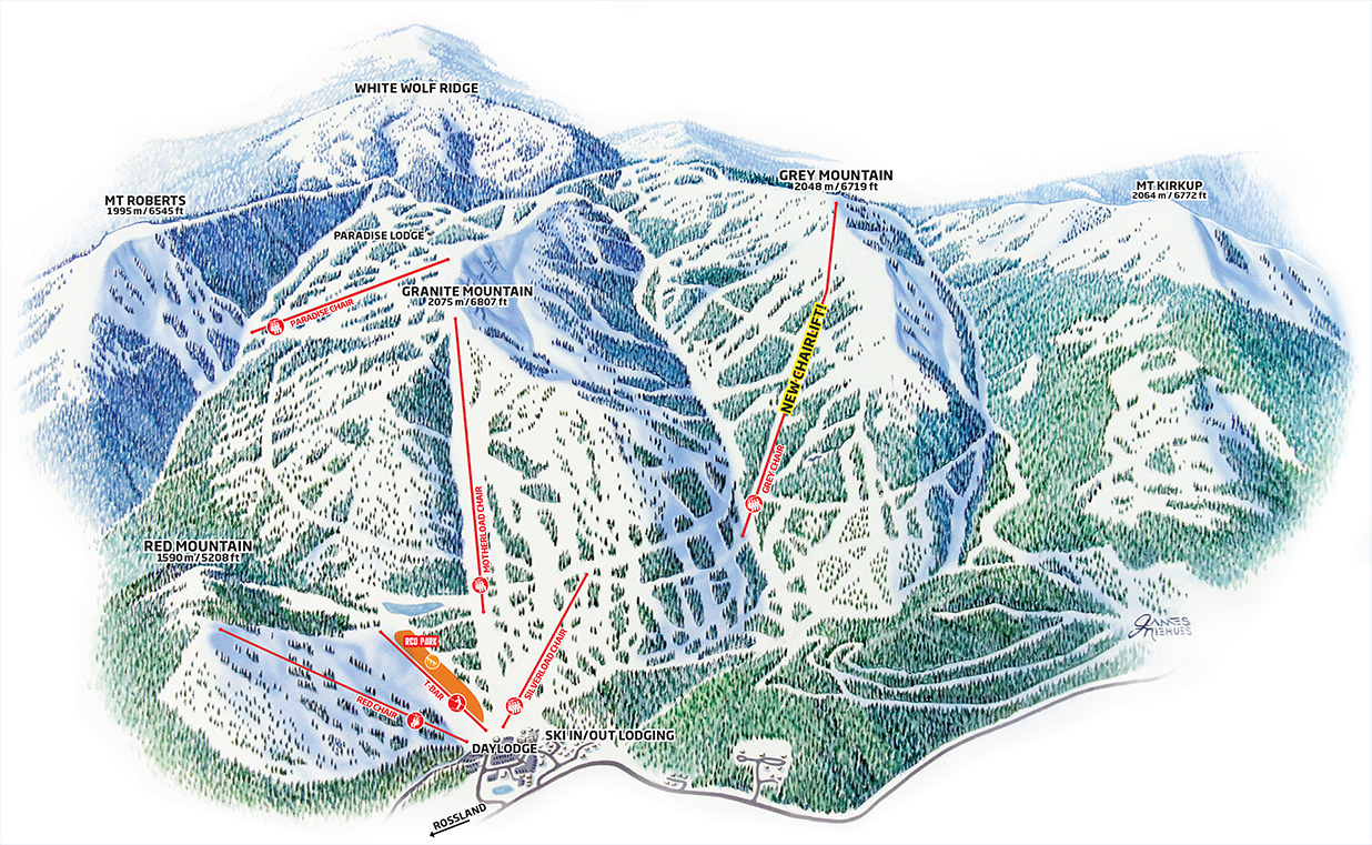 Red Mountain Resort Lift Expansion Official